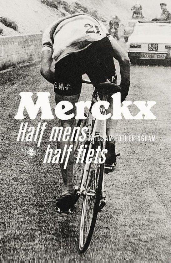 Cover van het boek 'Merckx'