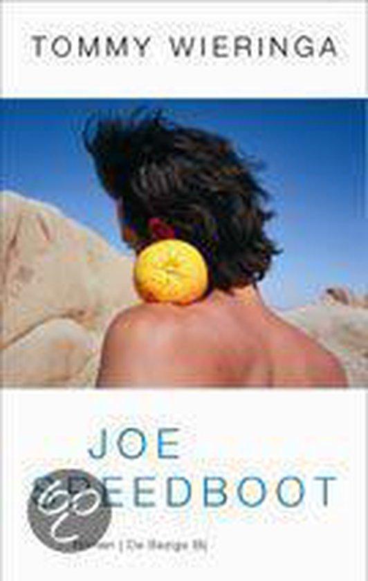 Boekomslag voor Joe Speedboot