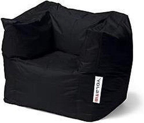 Sit En Joy Lounge Zitzak.Bol Com Sit And Joy Lounge Chair Zitzak Zwart