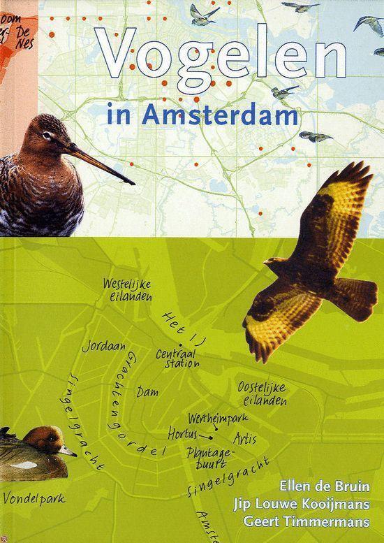 Vogelen in Amsterdam - none |