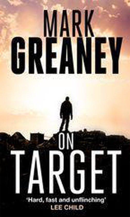 Boek cover On Target van Mark Greaney (Onbekend)