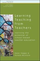 Learning Teaching from Teachers