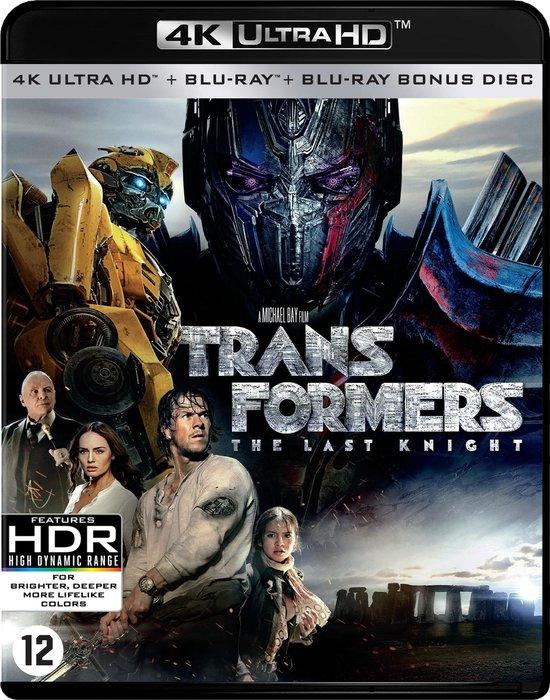 Transformers: The Last Knight (4K Ultra HD Blu-ray)