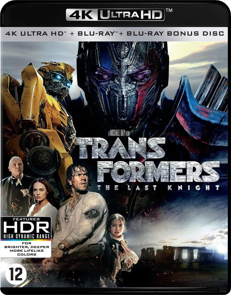 Transformers: The Last Knight (4K Ultra HD Blu-ray)-