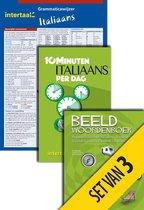 Italiaans compact Pakket (3 titels)