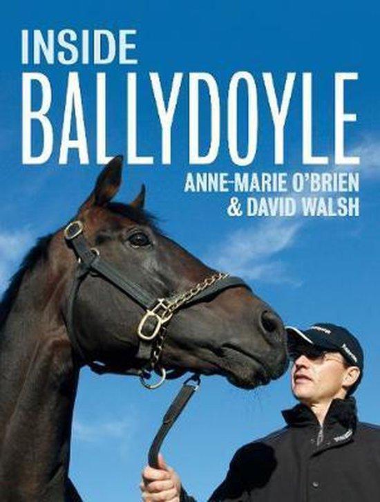 Boek cover Inside Ballydoyle van Annemarie OBrien (Hardcover)