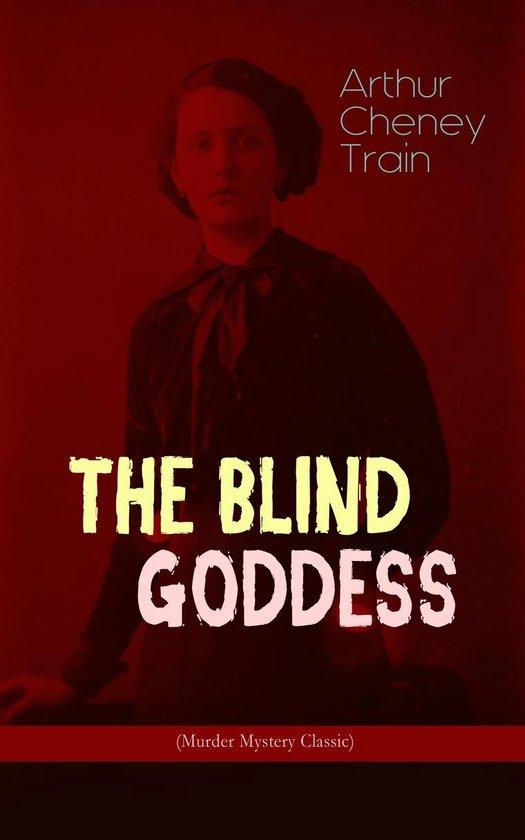 Omslag van THE BLIND GODDESS (Murder Mystery Classic)