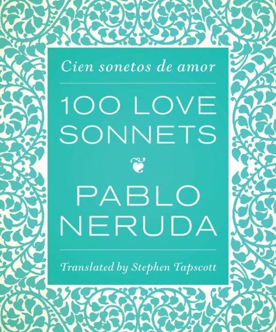 Boek cover One Hundred Love Sonnets van Pablo Neruda (Paperback)