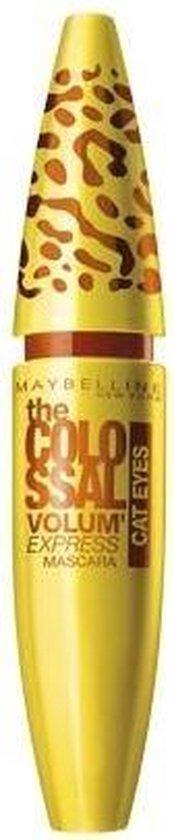 Maybelline Volum'Express Colossal Cat Eyes - Zwart - Mascara