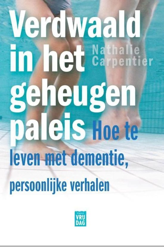 Verdwaald in het geheugenpaleis - Nathalie Carpentier |