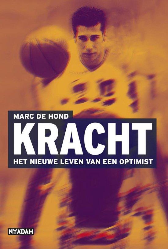 Boek cover Kracht van Marc de Hond (Onbekend)