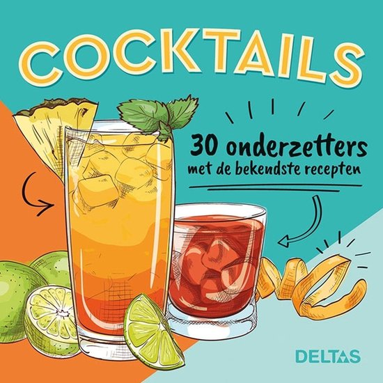 Boek cover Cocktails van ZNU (Hardcover)