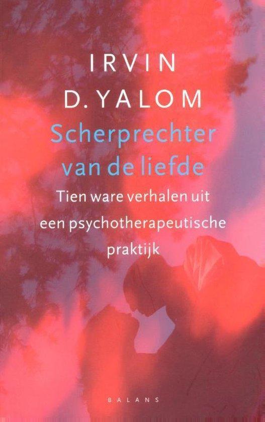 Scherprechter van de liefde - I.D. Yalom |