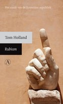 Boek cover Rubicon van Tom Holland (Onbekend)