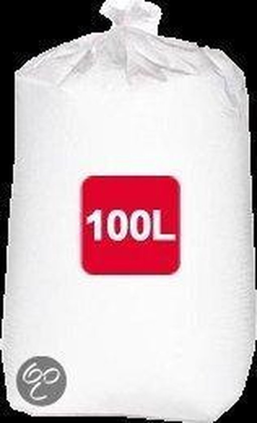 Zitzak Vulling Liter.Bol Com Hoppa Losse Vulling Voor Zitzak Eps Re 100 Liter