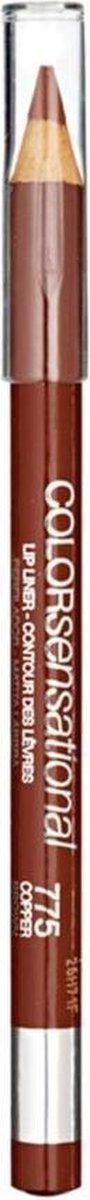 Maybelline Color Sensational - 775 Copper Brown - Bruin - Lipliner - Maybelline