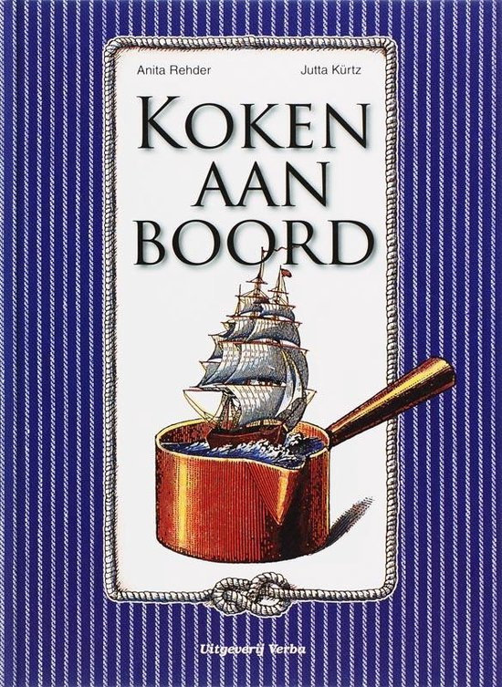 Koken Aan Boord - A. Rehder pdf epub