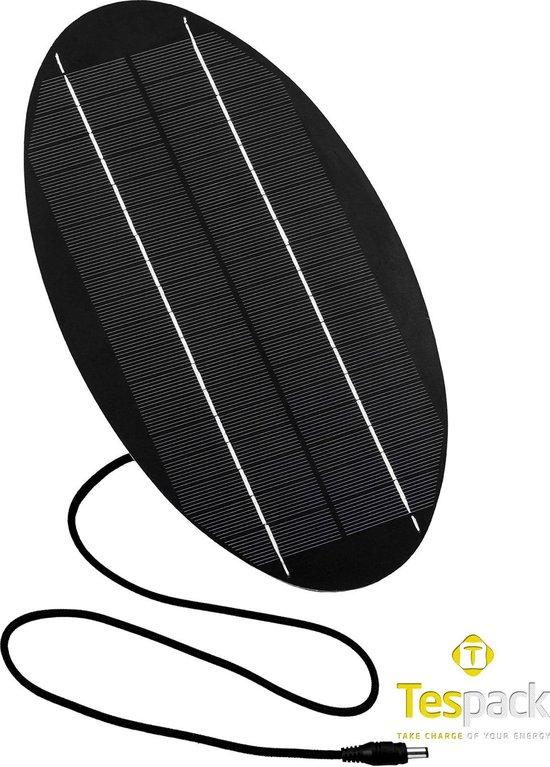 Tespack - 7W Solar Panel