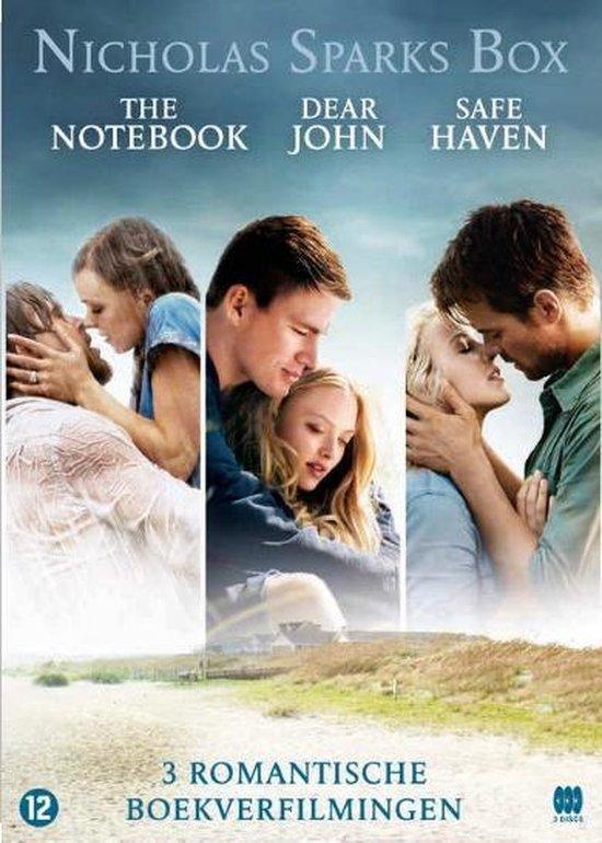 Cover van de film 'Nicholas Sparks Box'