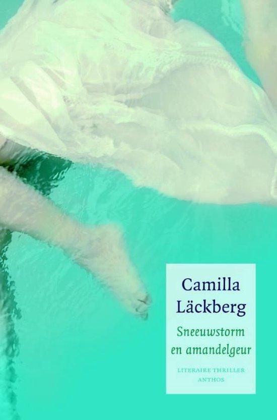 Boek cover Sneeuwstorm en amandelgeur van Camilla Läckberg (Hardcover)