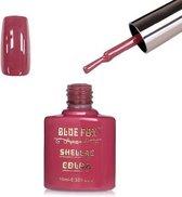 Blue Fox Red Clay Gelnagellak