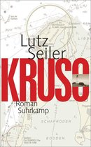 Boek cover Kruso van Lutz Seiler