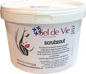 Sel de Vie Scrubzout Appel/Kaneel (Bruin) 3,5kg