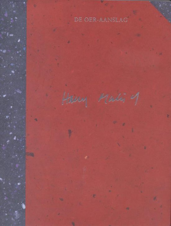 Boek cover De Aanslag van Harry Mulisch (Paperback)