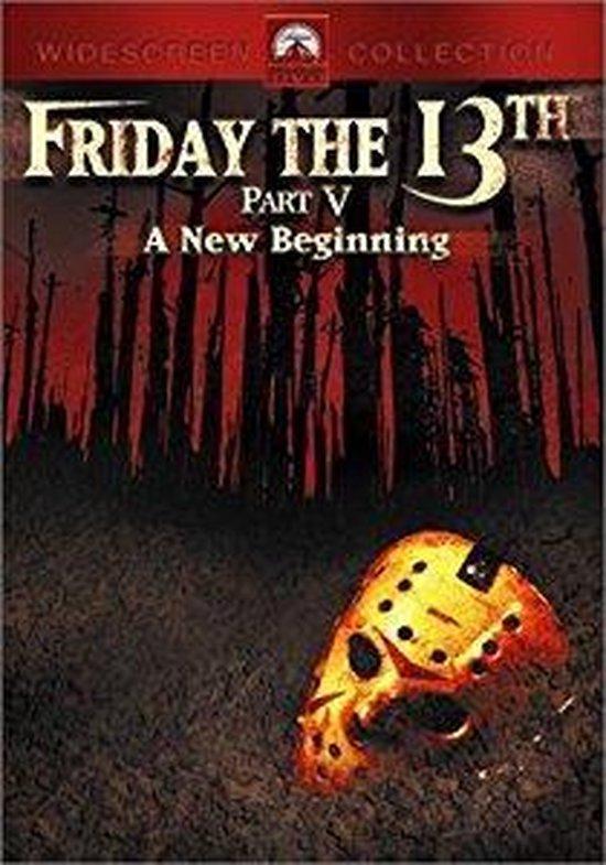 Cover van de film 'Friday the 13th - Part 5'