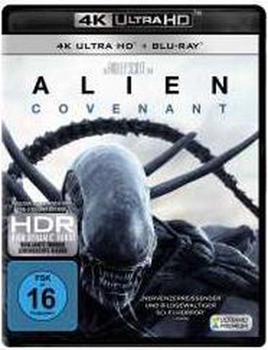 Alien: Covenant (Ultra HD Blu-ray & Blu-ray)-