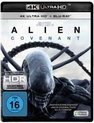 Alien: Covenant (Ultra HD Blu-ray & Blu-ray)