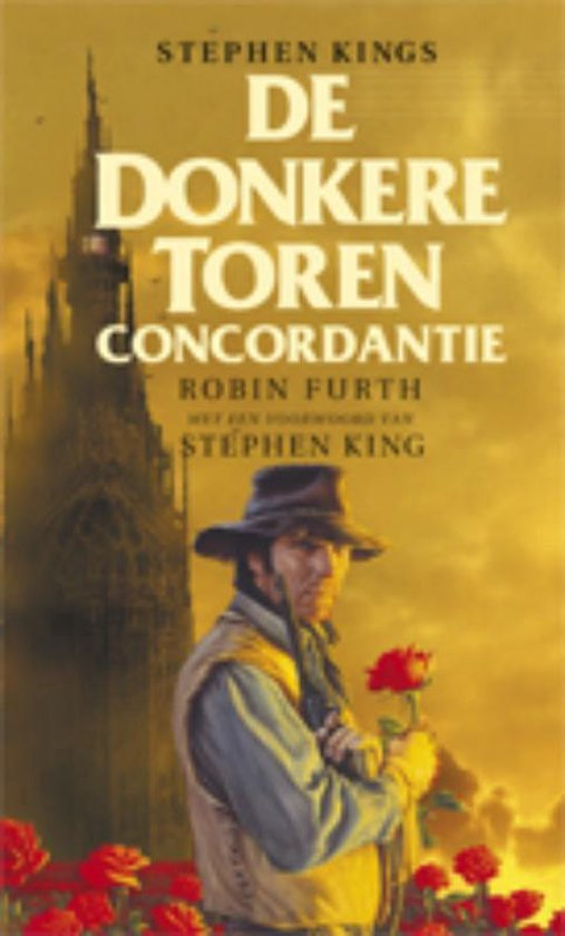 Stephen Kings Donkere Toren Concordantie - Robin Furth |