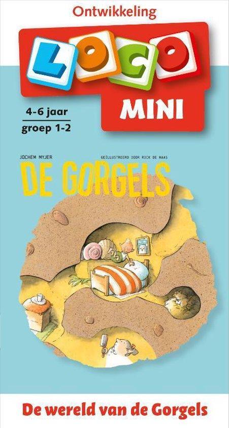 Loco Mini De wereld van de Gorgels 4-6 jaar groep 1-2 - none  