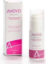 Avoyd Bikini Bliss 50ml - Voorkomt en verhelpt scheerirritatie en scheerbultjes - Niet geschikt om ingegroeide haartjes te voorkomen - geschikt voor vrouwen - 044