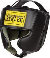 Benlee Mike Headguard  Hoofdbeschermer - Unisex - zwart/geel