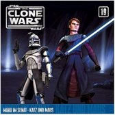 Star Wars - The Clone Wars 19: Mord im Senat/CD