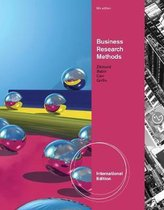Afbeelding van Business Research Methods, International Edition (with Qualtrics Printed Access Card)