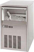 Masterfrost ijsblokjesmachine 40 kg per 24 uur