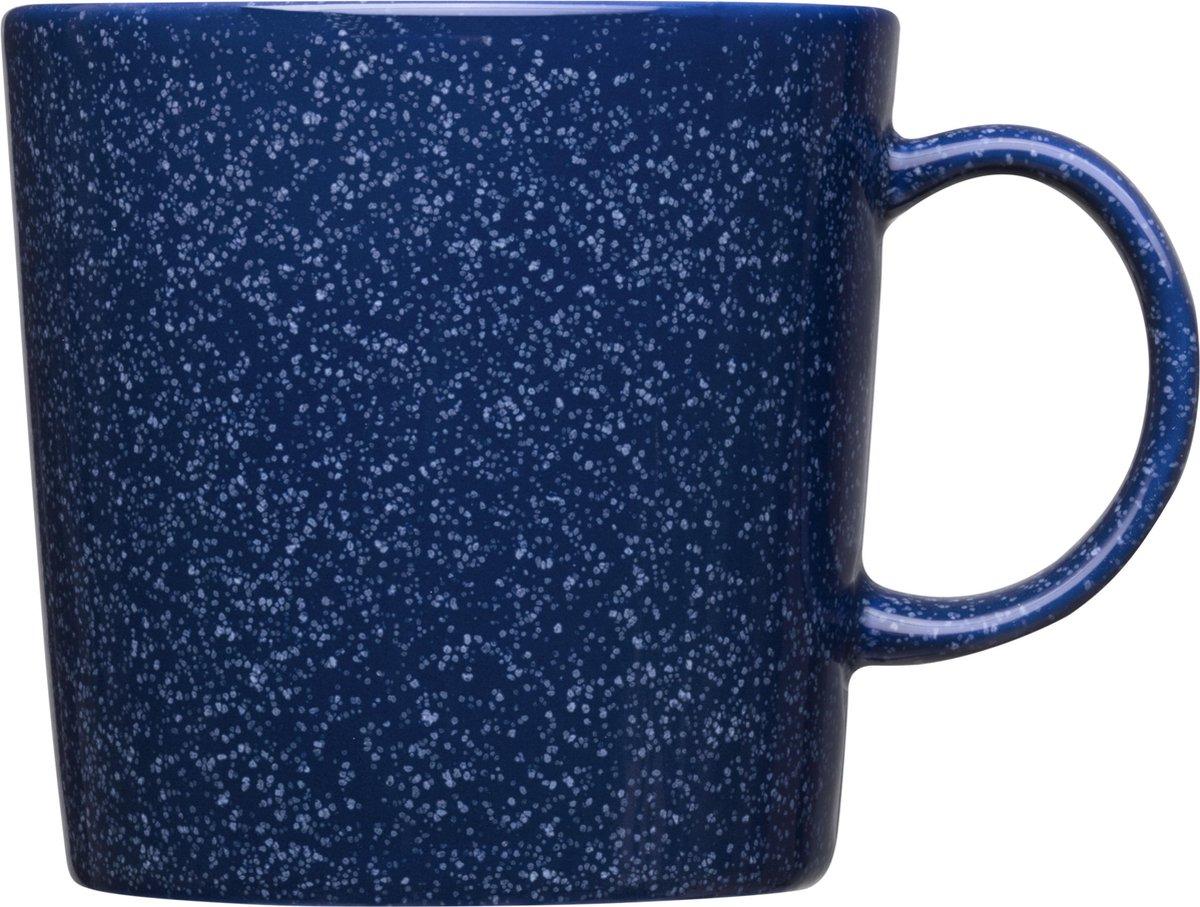Iittala Teema Mok - 0,3 l - Dotted blue - Iittala