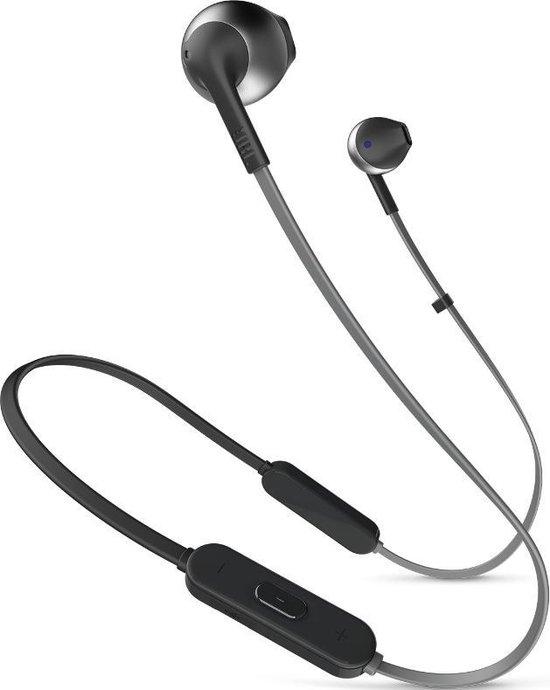 Afbeelding van JBL T205BT Zwart - In-Ear Bluetooth Headphone