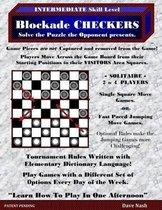 Blockade Checkers
