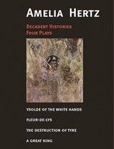 Boek cover Decadent Histories van Amelia Hertz