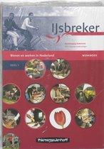 Boek cover IJSBREKER 1 cursistenpakket van F. Jansen