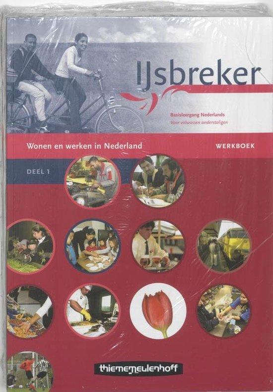 IJSBREKER 1 cursistenpakket - F. Jansen |