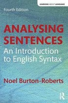 Analysing Sentences