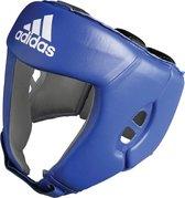 adidas AIBA hoofdbeschermer blauw XL