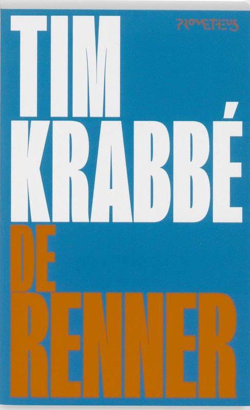 Boek cover De Renner van Tim Krabbé (Paperback)