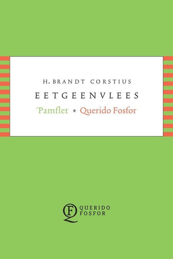 Eetgeenvlees - Hugo Brandt Corstius |