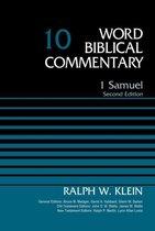 Boek cover 1 Samuel, Volume 10 van Dr. Ralph W. Klein