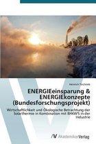 ENERGIEeinsparung & ENERGIEkonzepte (Bundesforschungsprojekt)